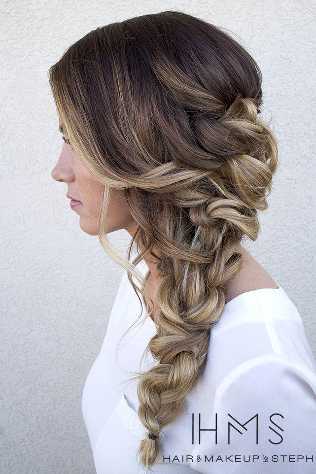 20 Autumn Braided Hairstyles For Long Hair Pretty Designs