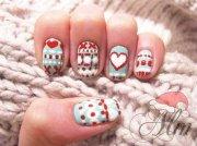 pretty nail design 2016