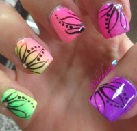 50 Best Ombre Nail Designs for 2019 - Ombre Nail Art Ideas ...