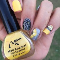 35 Pretty Nail Designs for 2016 - Pretty Designs