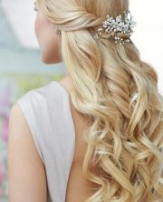 super charming wedding hairstyles