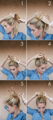 quick hair tutorials