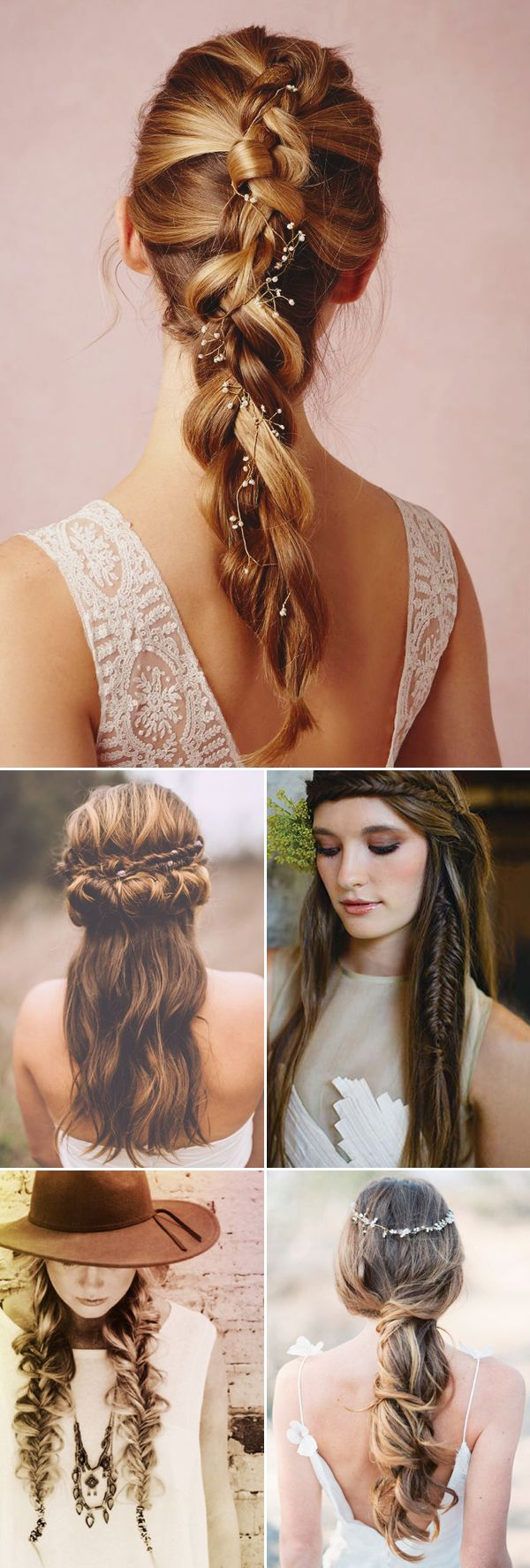 28 fancy braided hairstyles for long hair 2016 - pretty designs