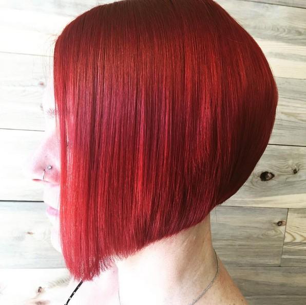 22 Most Popular Aline Bob Hairstyles  Pretty Designs