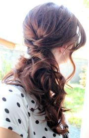 fabulous side ponytail hairstyles