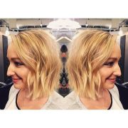 chic bob hairstyles fine