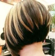 graduated bob haircuts short medium