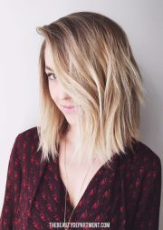 popular ombre bob hairstyles
