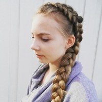 20 Sweet Braided Hairstyles for Girls
