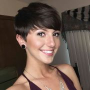 gorgeous short pixie cuts
