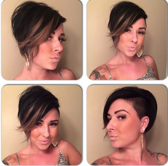 20 Fabulous Long Pixie Haircuts  Nothing but Pixie Cuts