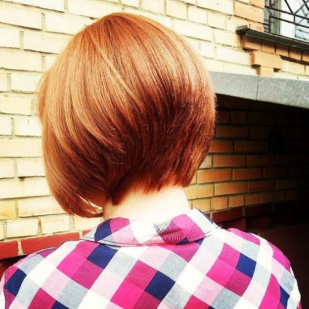 22 Graduated Bob Haircuts For ShortMedium Hair 30