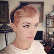 simple easy short pixie cuts