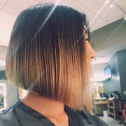 popular -line bob hairstyles