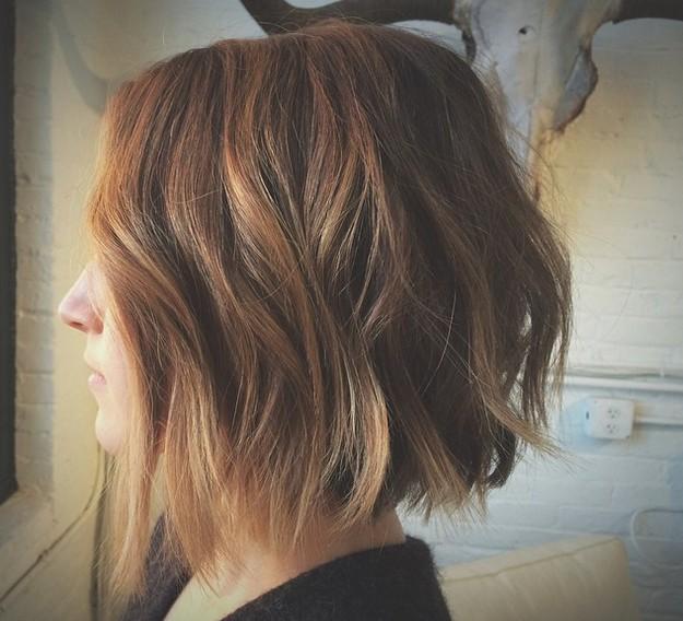21 Choppy Bob Hairstyles  Latest Most Popular Hairstyles for Women  Pretty Designs