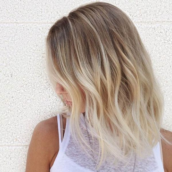 30 White Blonde Long Bob Hairstyles Hairstyles Ideas Walk The Falls