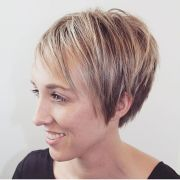 edgy and pretty pixie haircuts