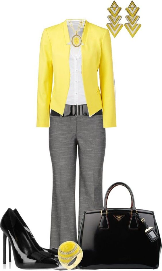 20 Casual Outfit Ideas for Business Women  Pretty Designs
