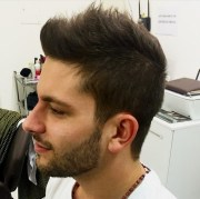 hottest faux hawk hairstyles