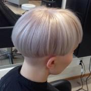 boyish bowl hairstyles