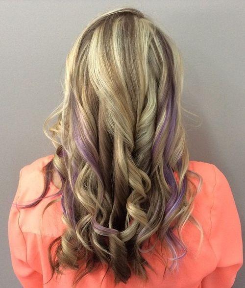 Midnight Purple Ombre Hair