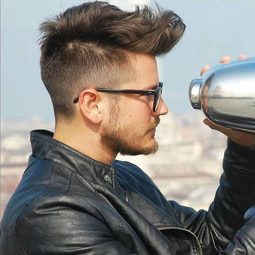 20 Hottest Haircuts for Men 2019  Cool Guys Quiff
