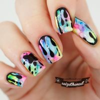 23 Sharpie Nail Art Designs for This Spring - Pretty Designs