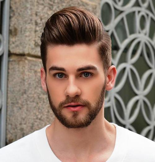 20 Hottest Haircuts For Men 2017 Cool Guys Quiff Hairstyles You