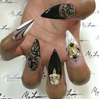 Nail Design With Stones | www.pixshark.com - Images ...