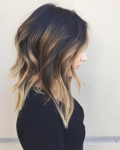 Blonde Hair Ends
