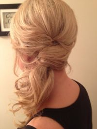 12 Beautiful Bridesmaid Hairstyles 2017