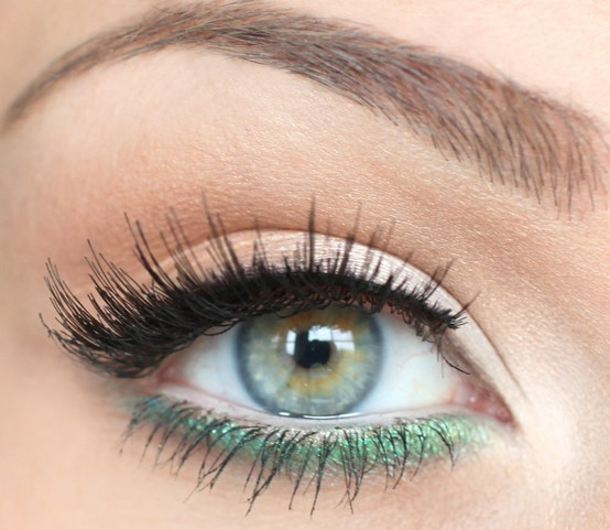 How To Apply Dramatic Colorful Eyeliner Crazyforus