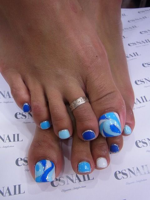 30 Hot Toe Nails for Summer  Pretty Designs