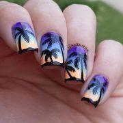 trendy nails summer