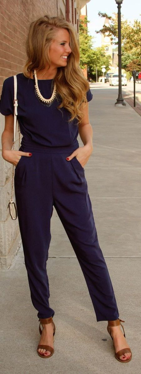 15 Glam Jumpsuit Ideas