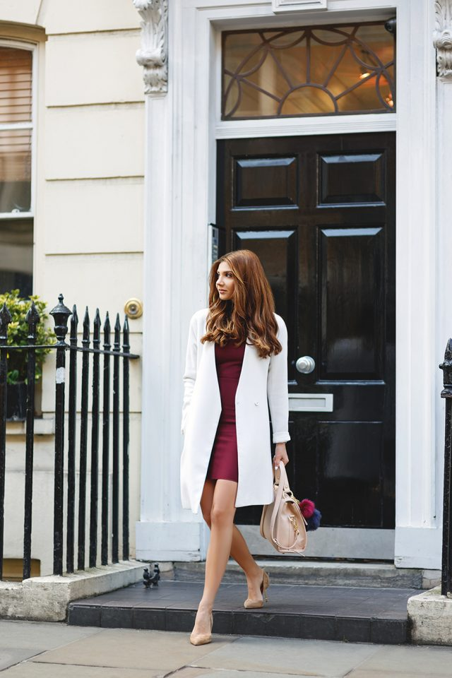 17 Ideas to Add Burgundy to Your Outfits  Pretty Designs