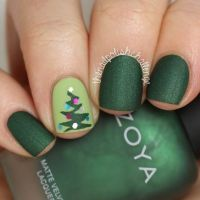 20 Ideas you will Love for Christmas Nails - Pretty Designs