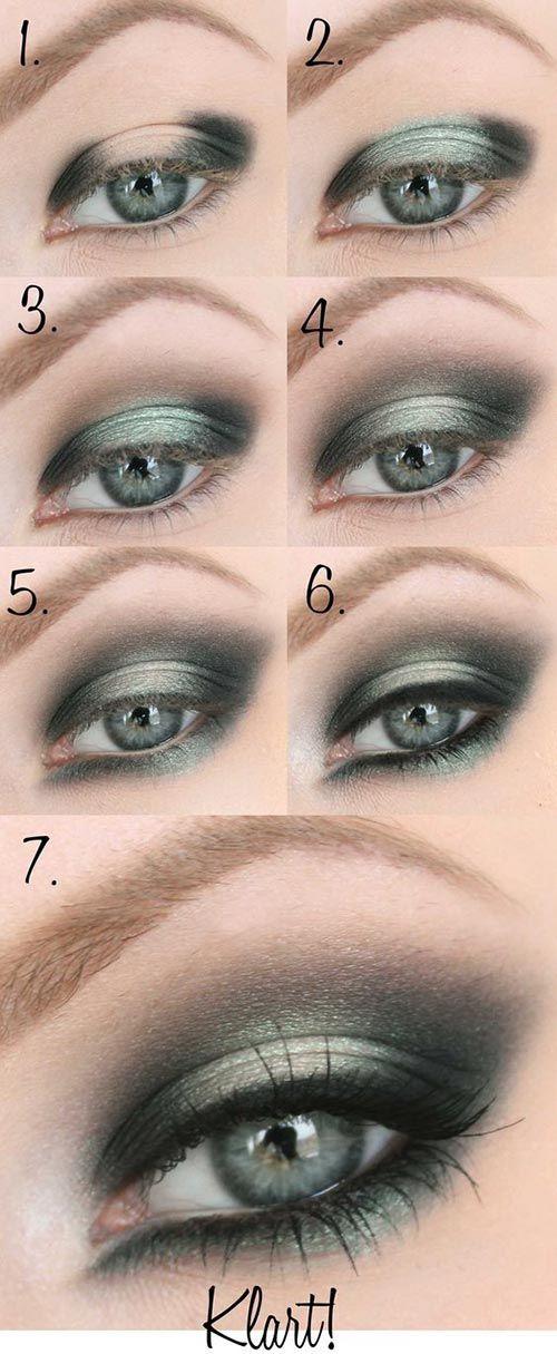 17 Smokey Eye Tutorials For Night Out Pretty Designs