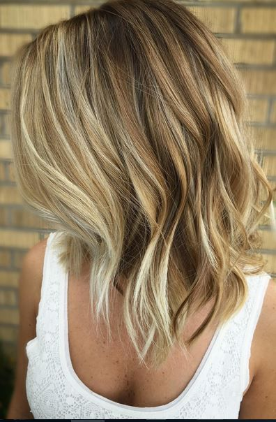 20 Fantastic Easy Medium Haircuts 2017 Shoulder Length