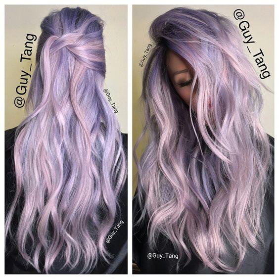 28 cool pastel hair