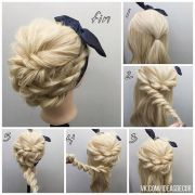 hairstyles inspired rope