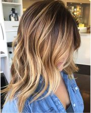 balayage hair color ideas 2019
