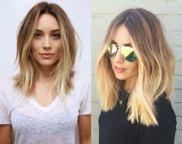 20 fashionable mid-length hairstyles for fall - medium hair