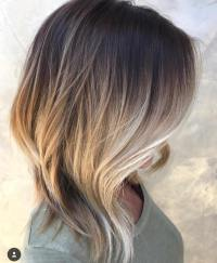 20 Fashionable Mid-Length Hairstyles for Fall - Medium ...