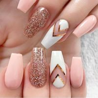 21 Beautiful Nail Designs for Long Nails 2019