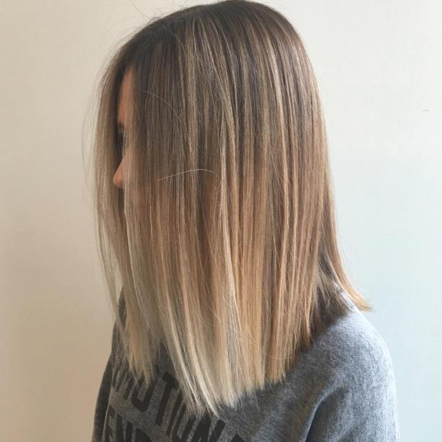 25 alluring straight hairstyles for 2019 (short, medium