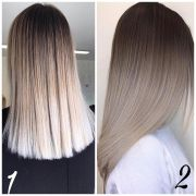 alluring straight hairstyles