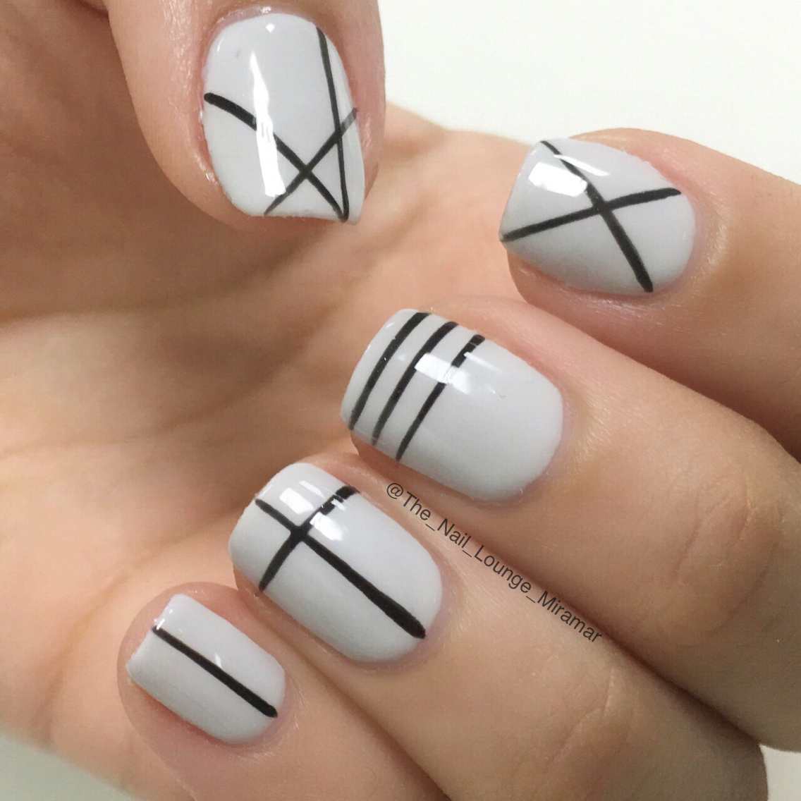 30 Cool Nail Art Ideas for 2018  Easy Nail Designs for Beginners  Pretty Designs
