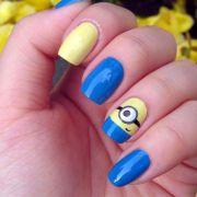 super easy nail design ideas