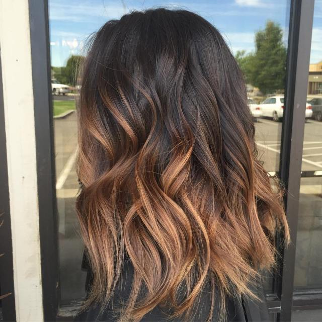 40 hottest ombre hair color ideas for 2019 - (short, medium